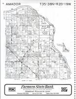 Map Image 010, Chisago County 1982